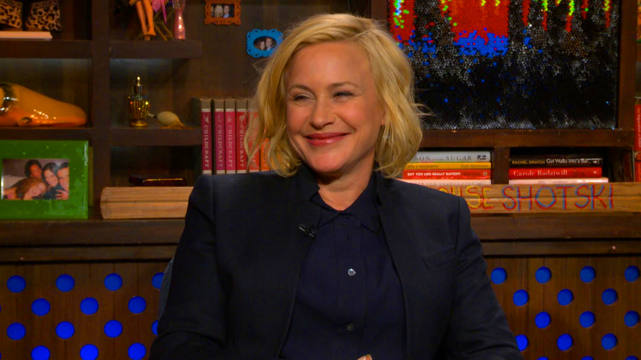 Did Patricia Arquette Ever Have a Fling with Christian Slater?