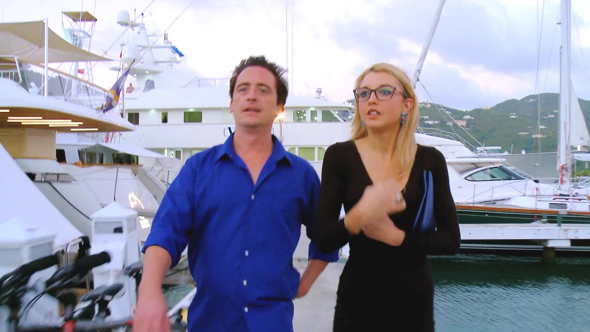 Below Deck's Ben Robinson and Emily Warburton-Adams Reunite