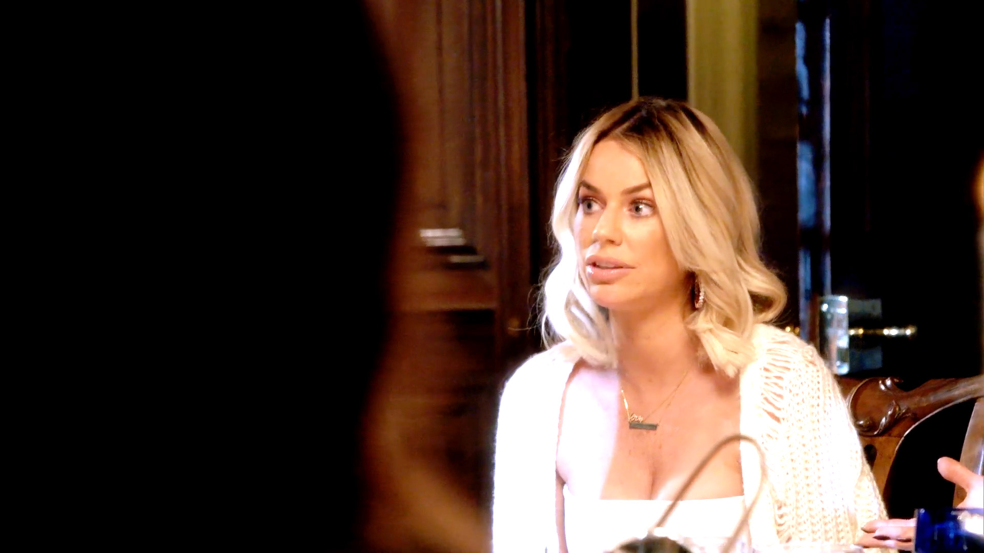 Caroline Stanbury is Not Going Fishing