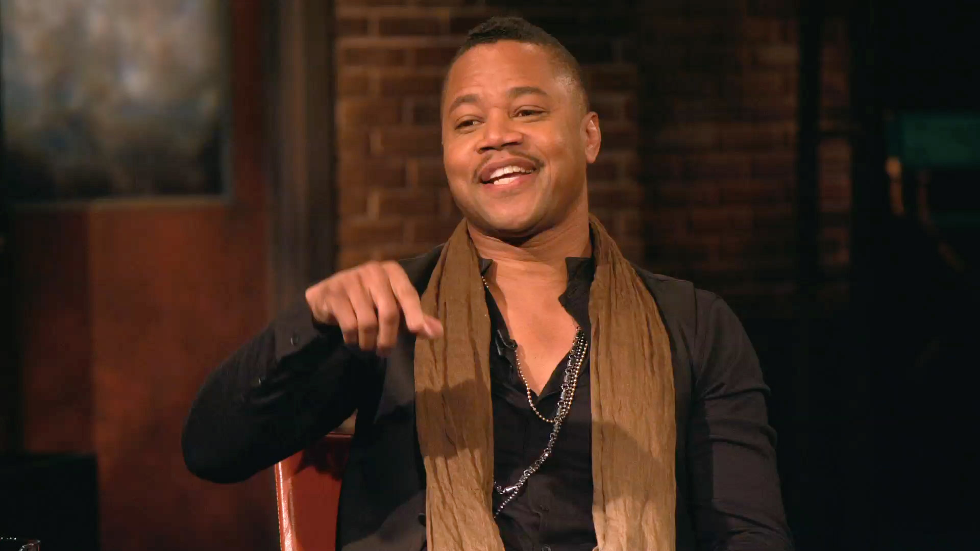 Cuba Gooding Jr. Opens Up About His Dad