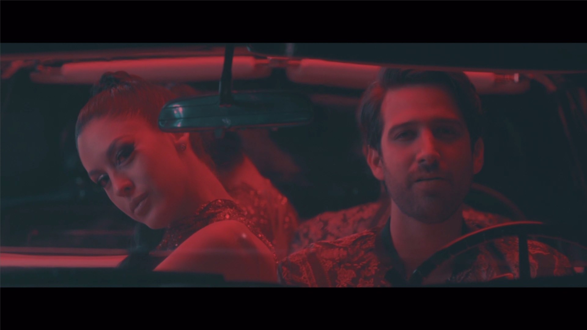 "Your First Look At Elan and Jenny Allende's Music Video ""Al Derecho Y Al Reves"""