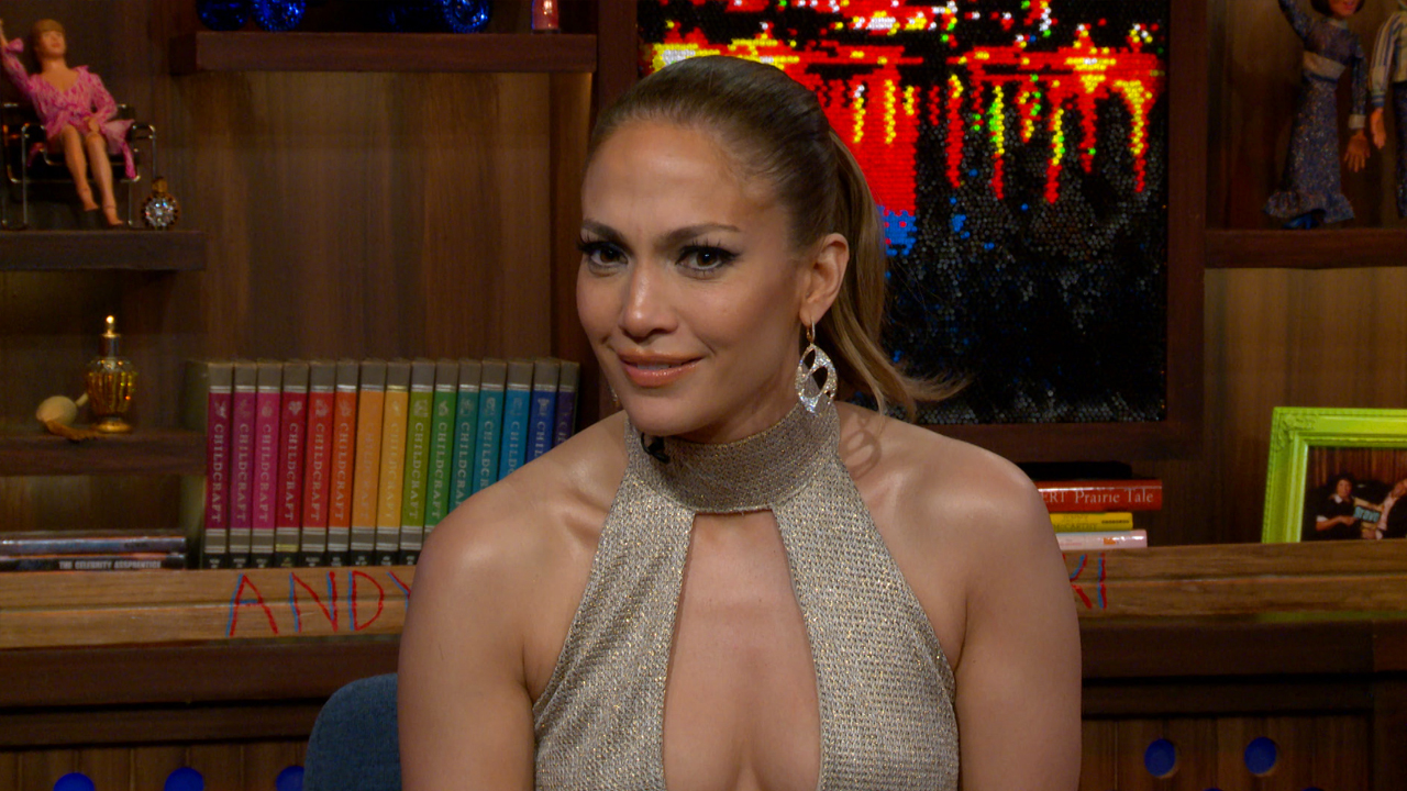 After Show: Who is J. Lo's Idol?