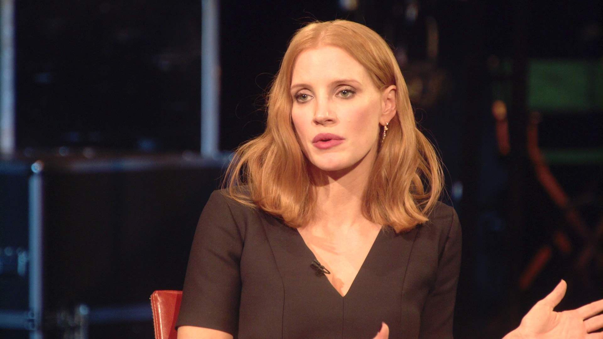 Jessica Chastain on the Importance of Miss Sloane's Imperfection