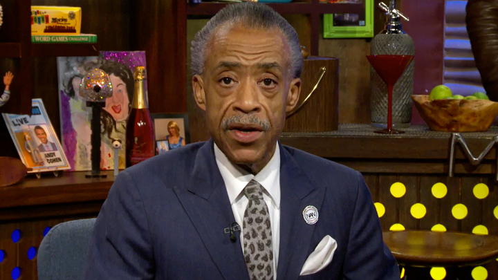 Al Sharpton Talks Gay Rights