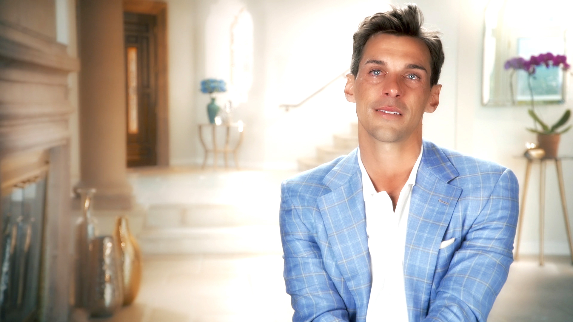 Madison Hildebrand Sheds Tears in Interview