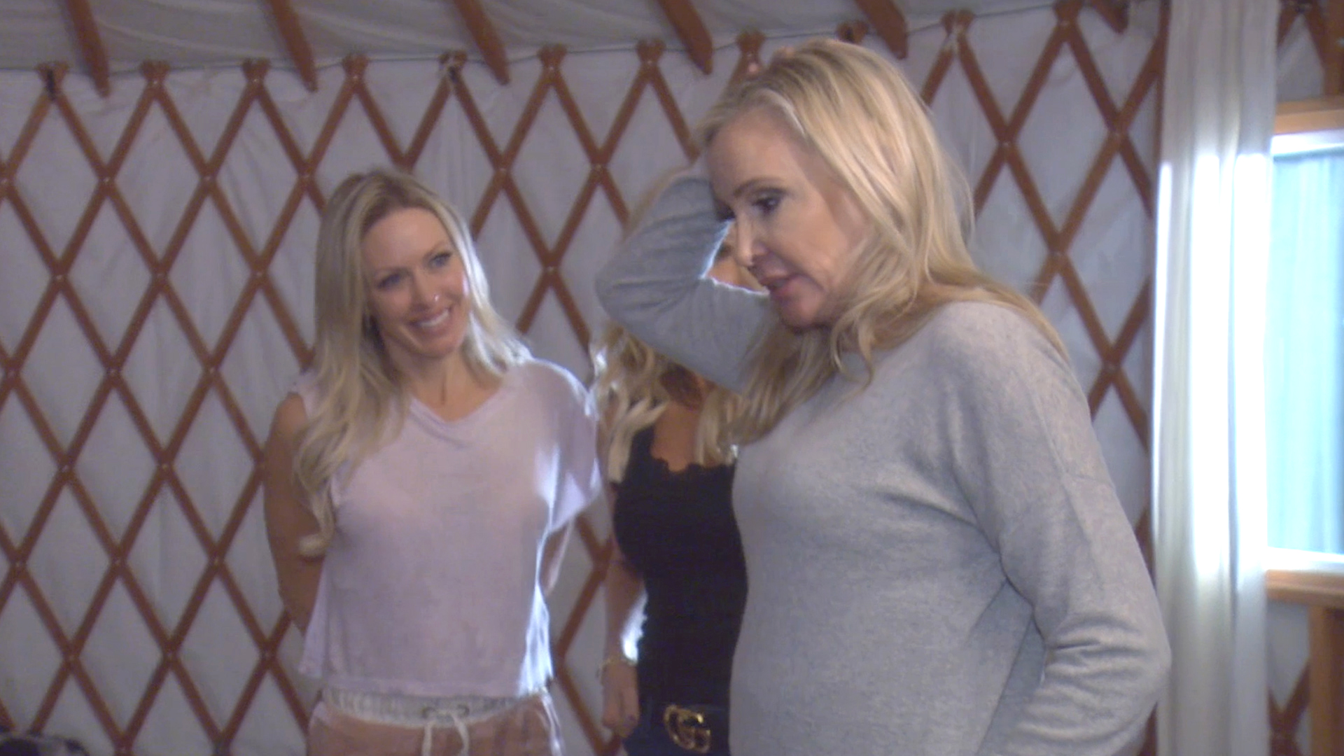 Kelly Dodd Whacks Shannon Beador in the Head