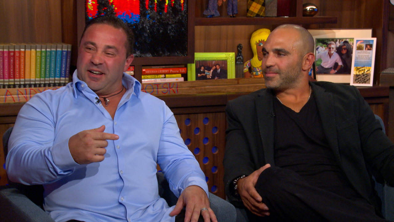 Joe Gorga Blames Joe Giudice