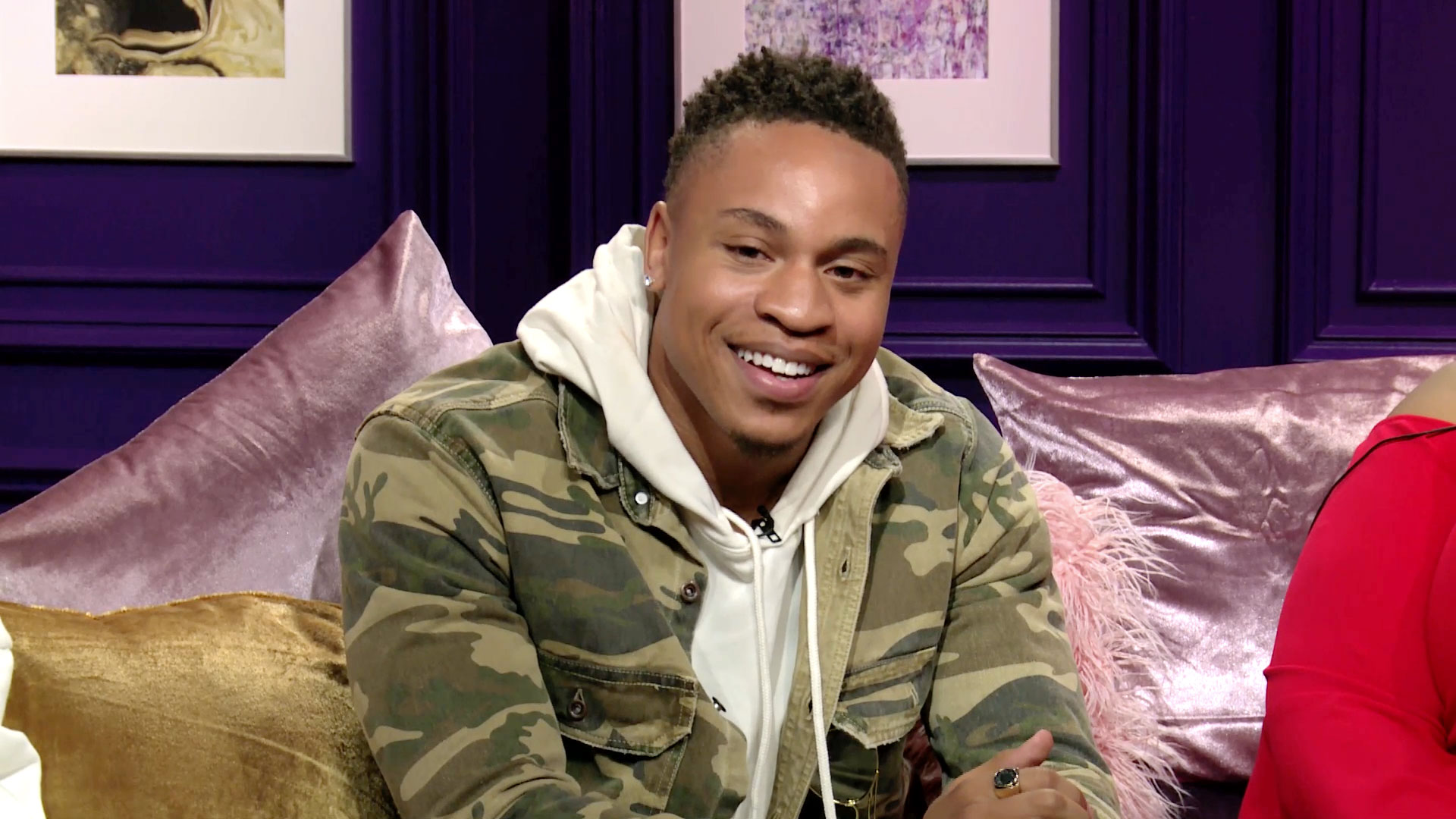 Rotimi Shows Off His Songwriting Skills
