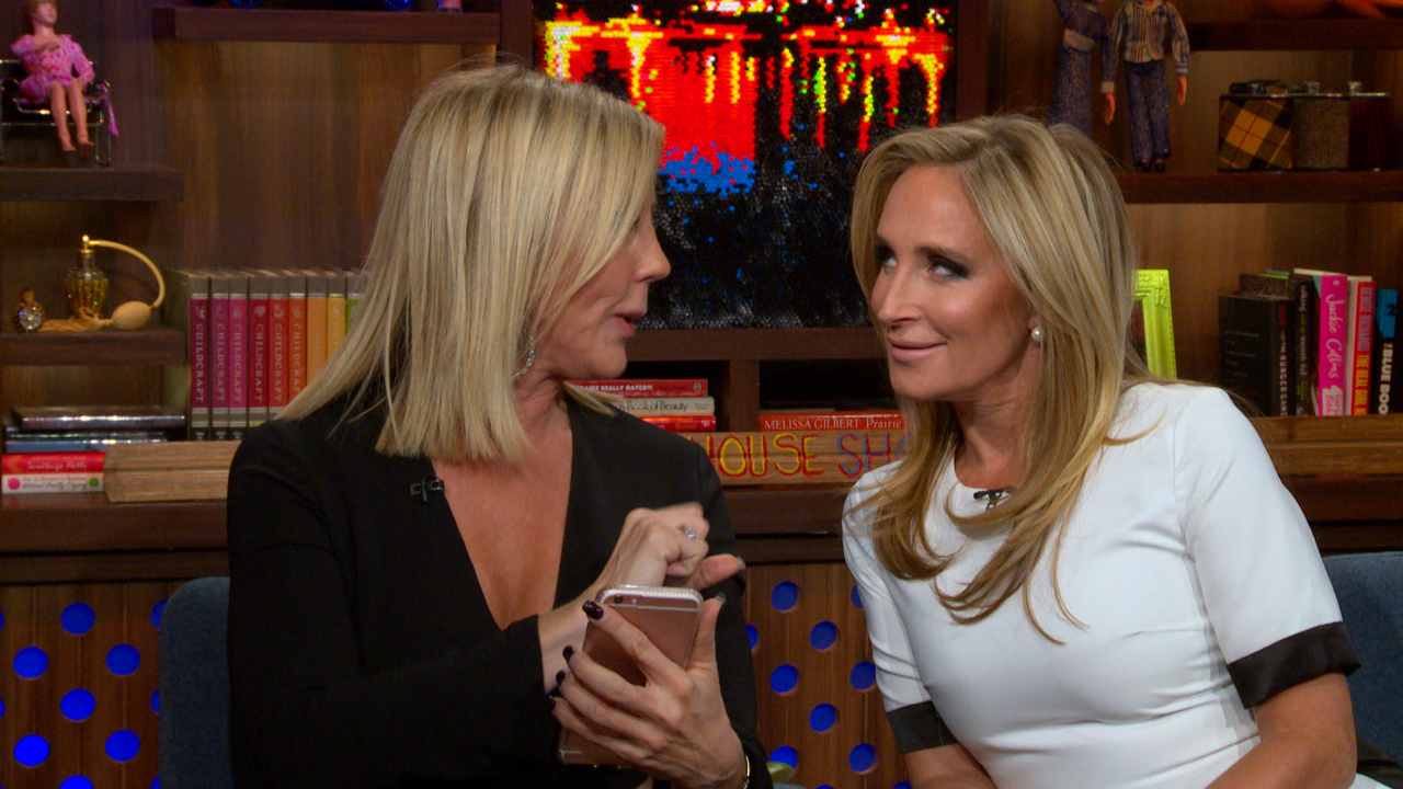 Vicki's Night Out with Sonja