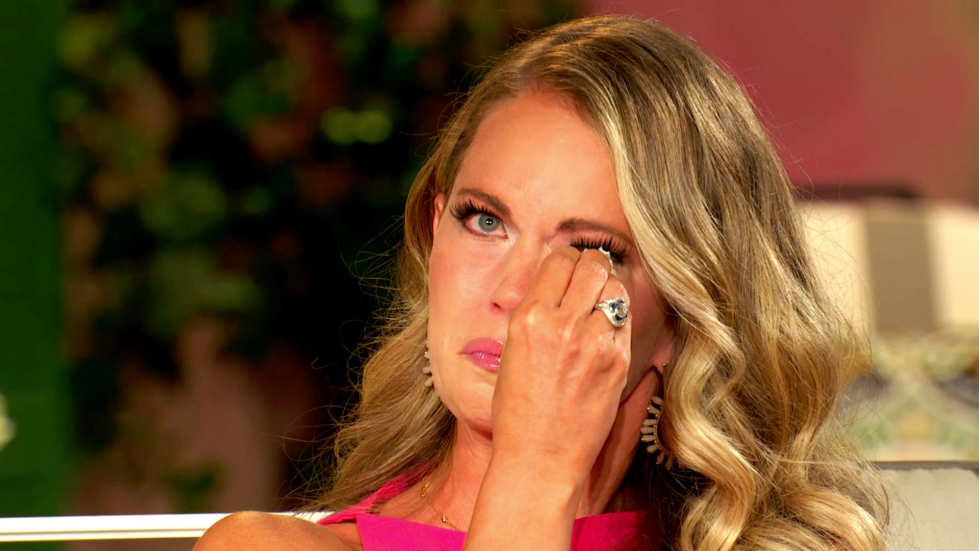 What Has Cameran Eubanks in Tears at the Southern Charm Reunion?