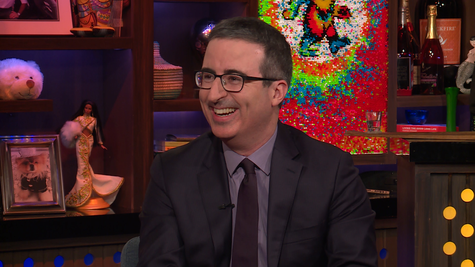 John Oliver Loves Dorinda Medley Quoting Tyler Perry