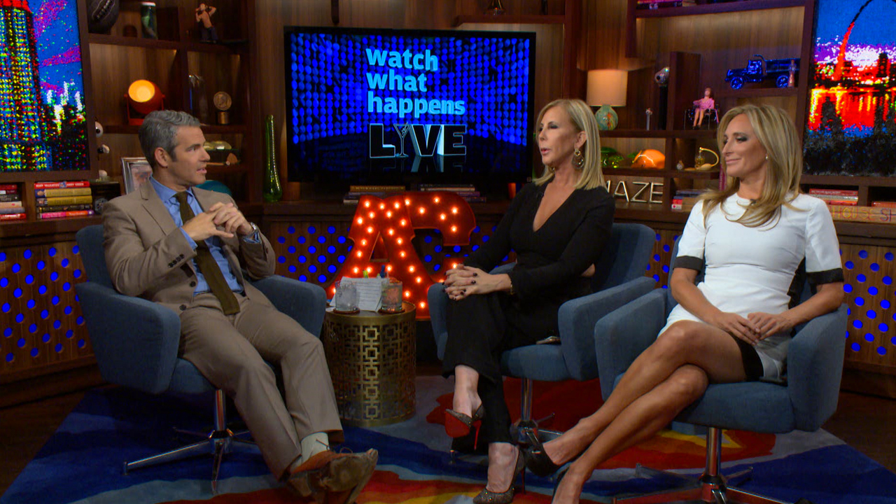 After Show: Sonja's Relationship with Ramona