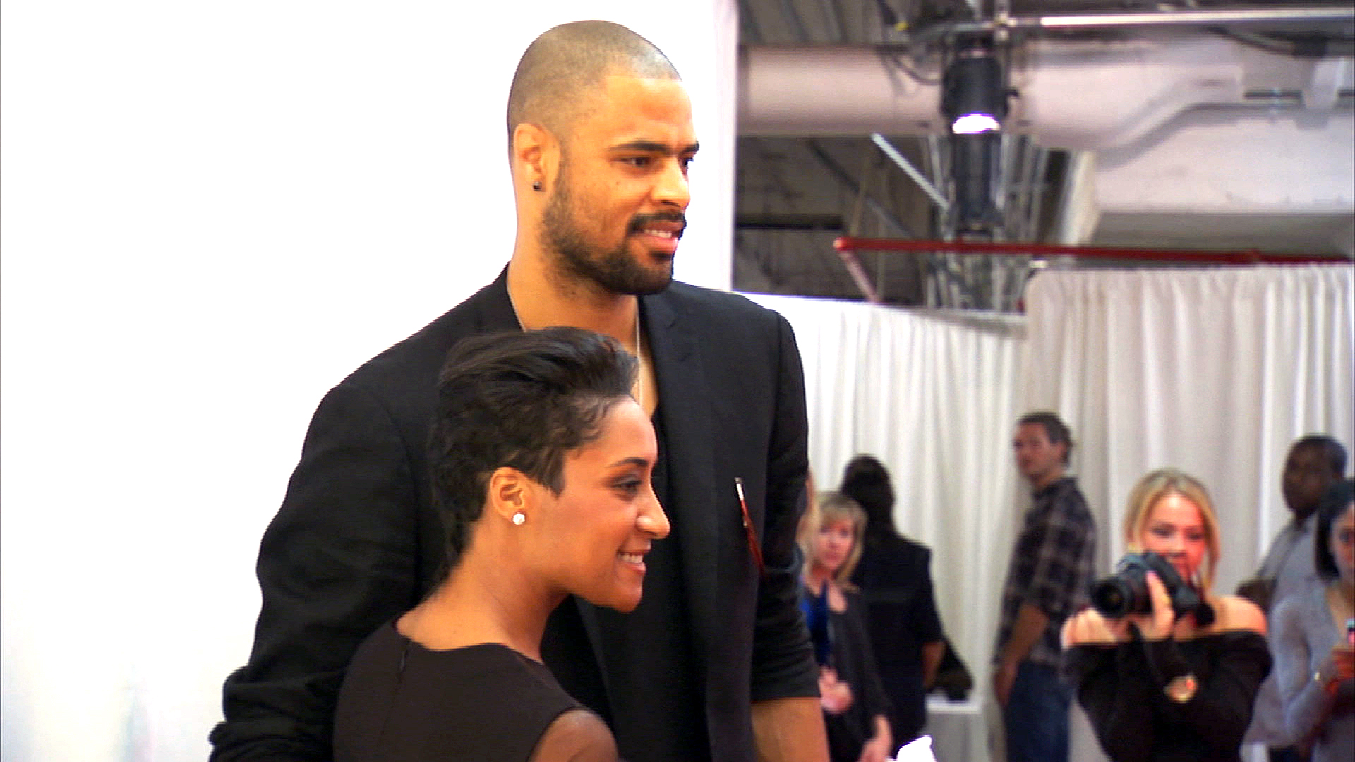 Impressing Tyson Chandler