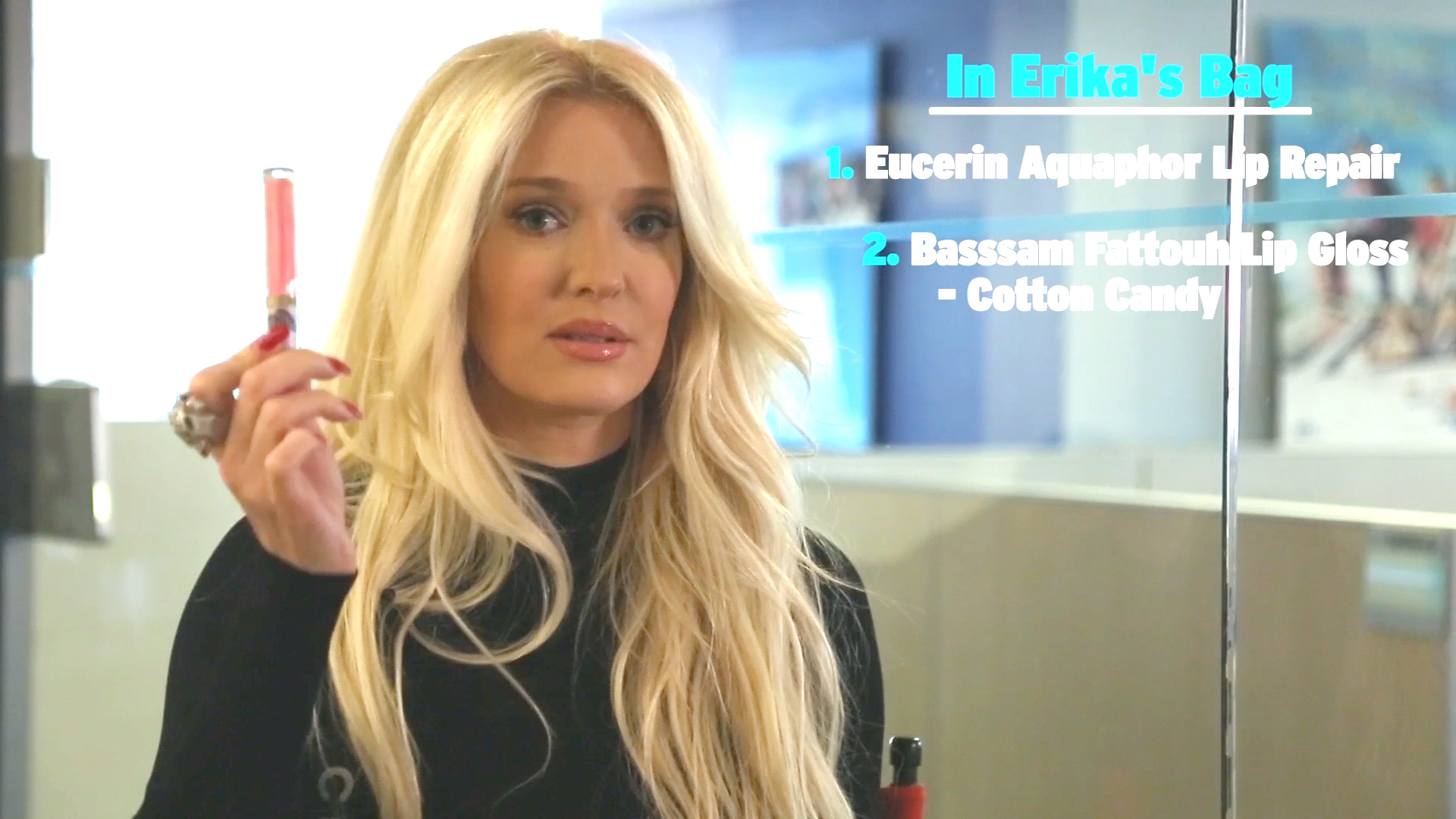 In the Bag with Erika Girardi