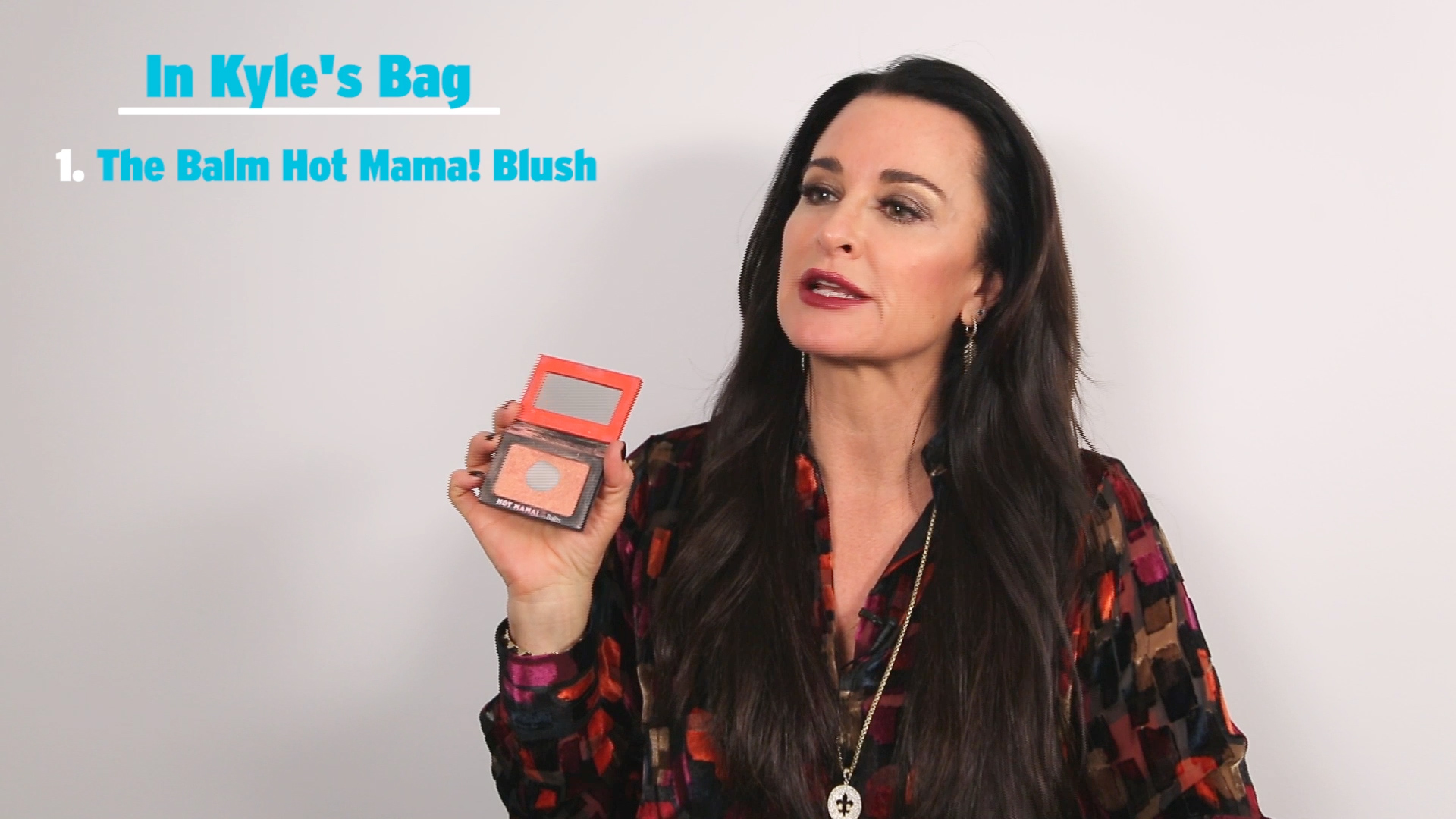 In the Bag with Kyle Richards