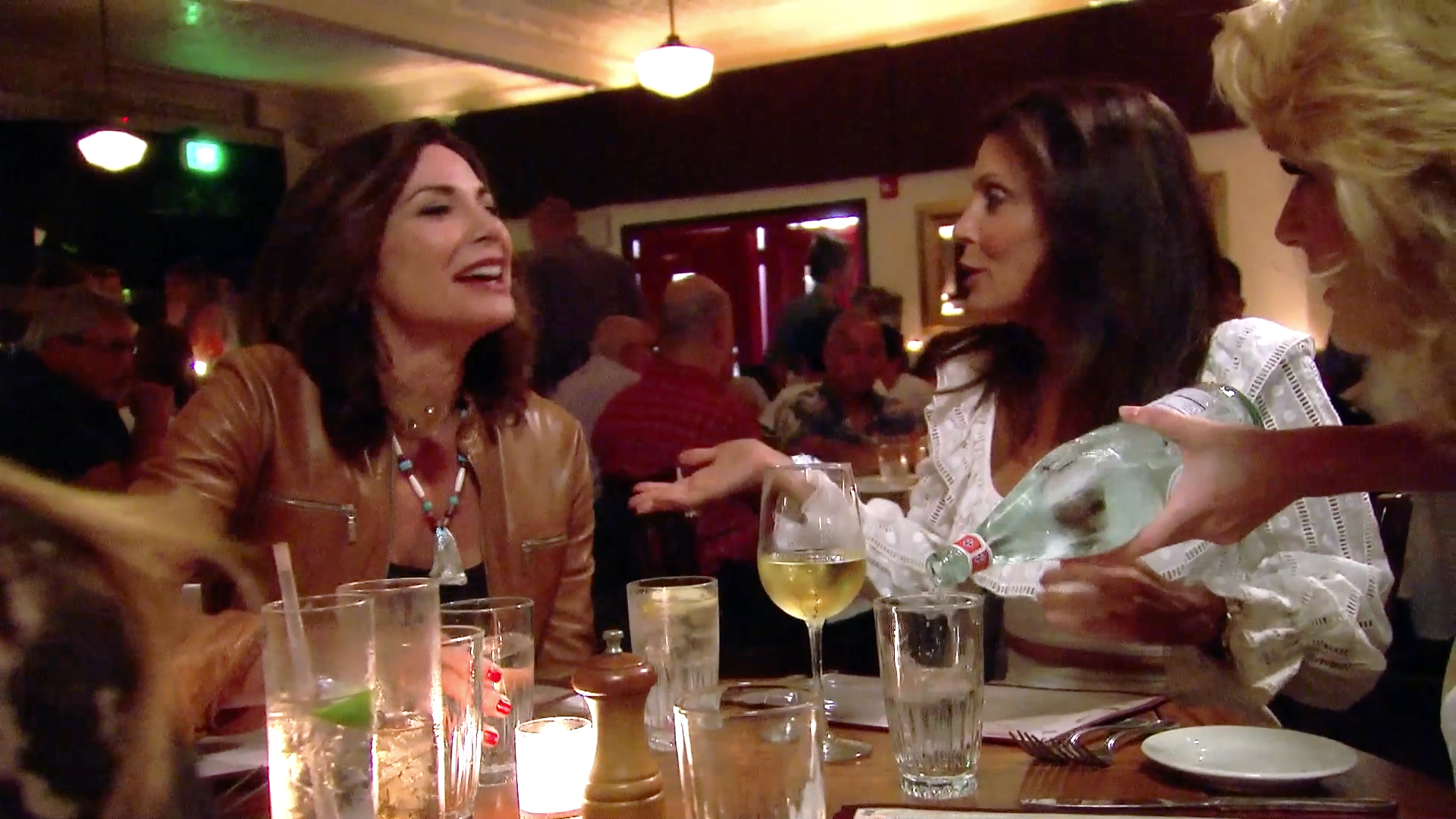 There Are Major Rifts in the RHONY Friendships