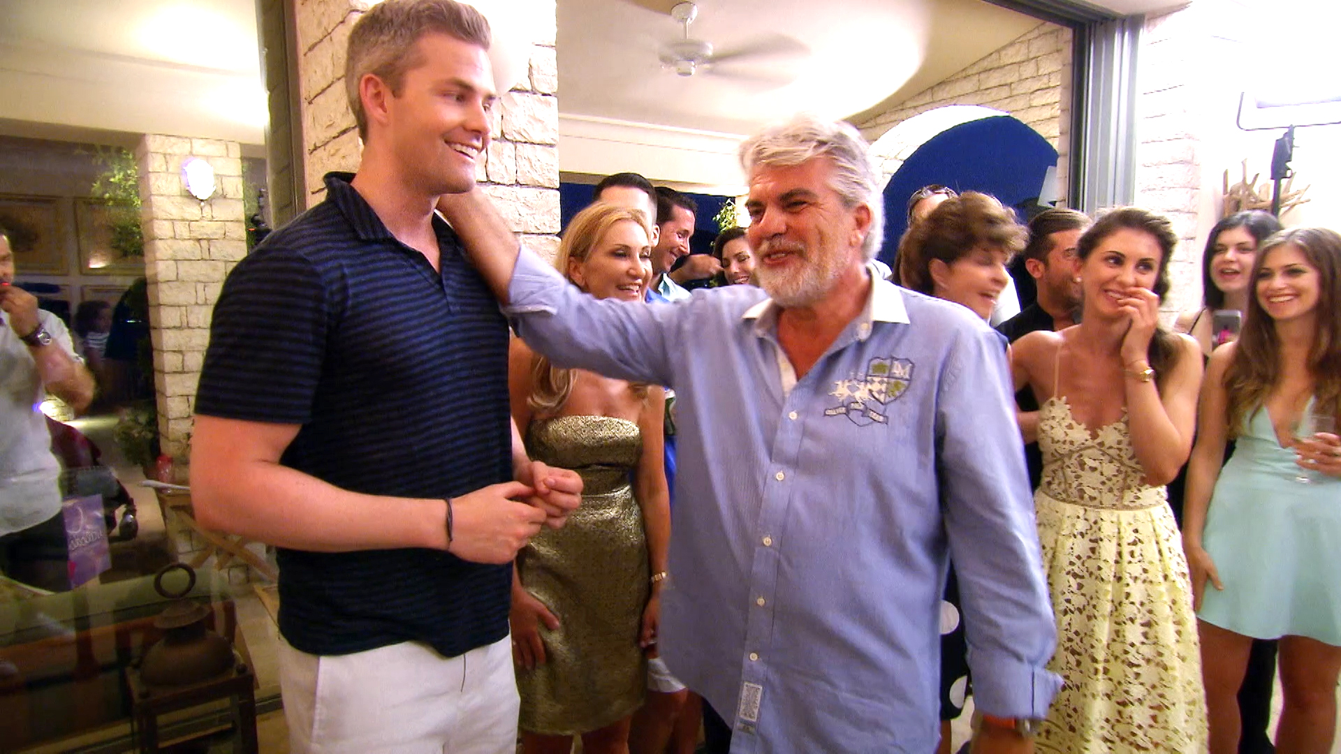 What is Ryan Serhant's Greek Name?