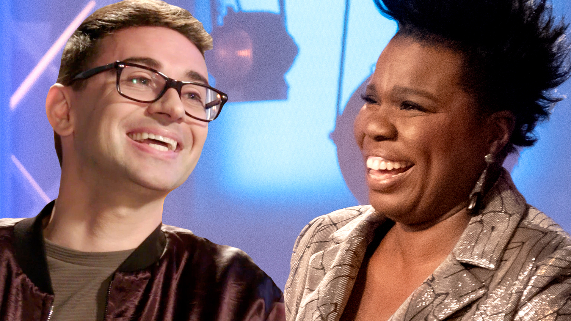 Christian Siriano Can't Stop Laughing at Leslie Jones' Comments