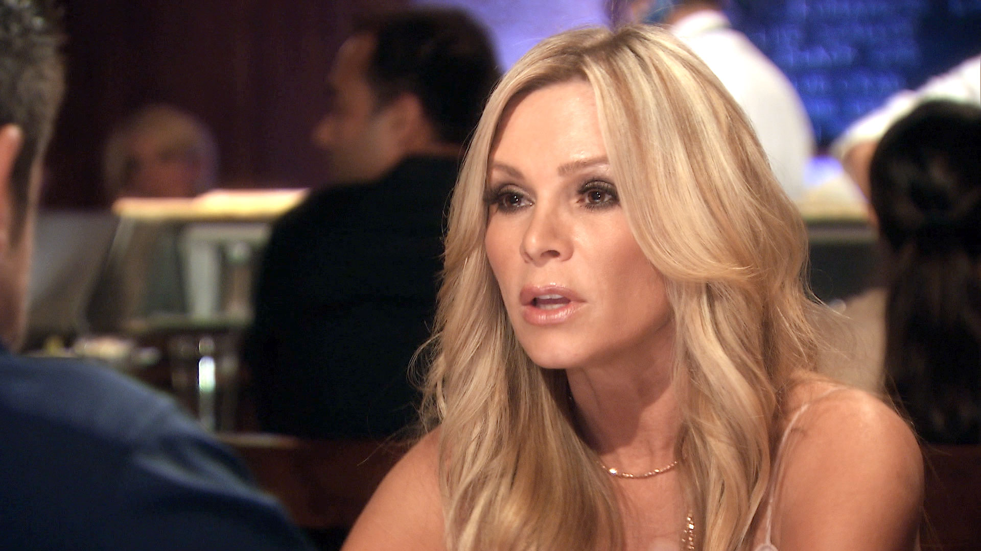 Eddie Refuses to Give Tamra's Son Money