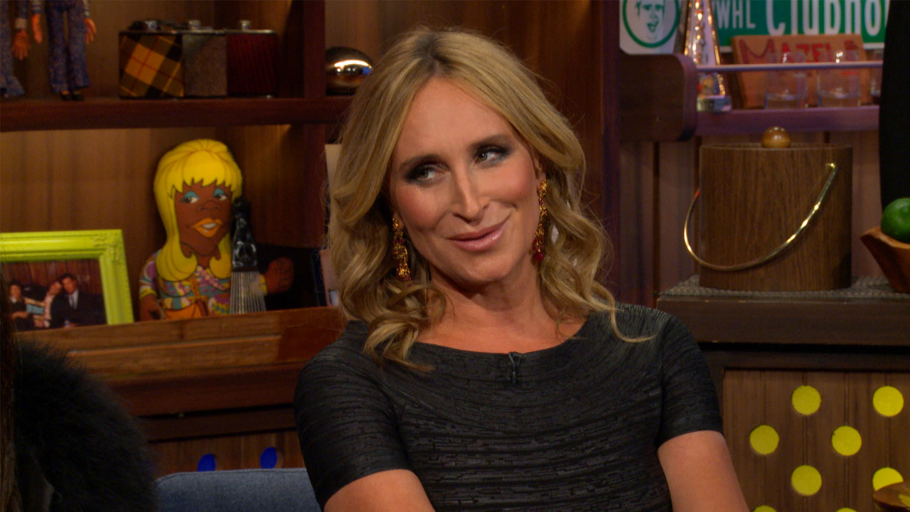 Sonja on Dating Luann's Fiance