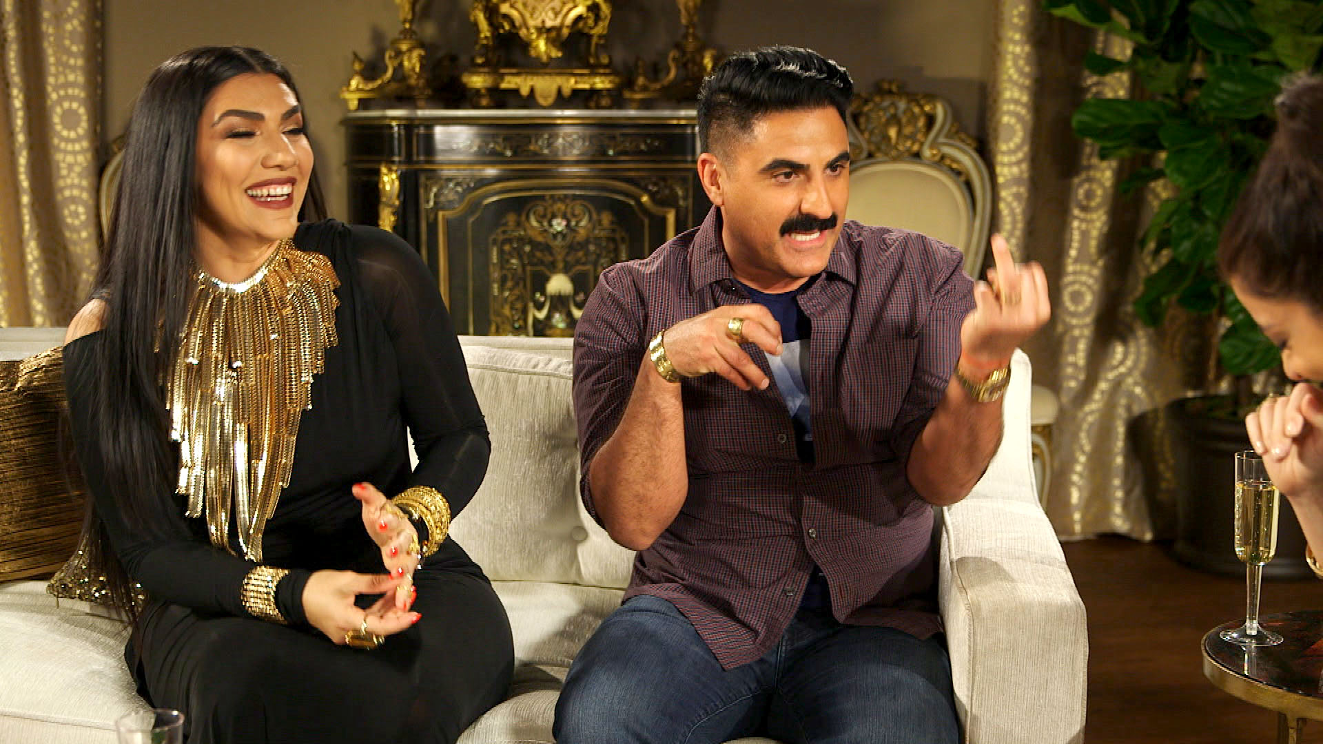 #Shahs After Show: Reza and Asa Fire Back at Jessica