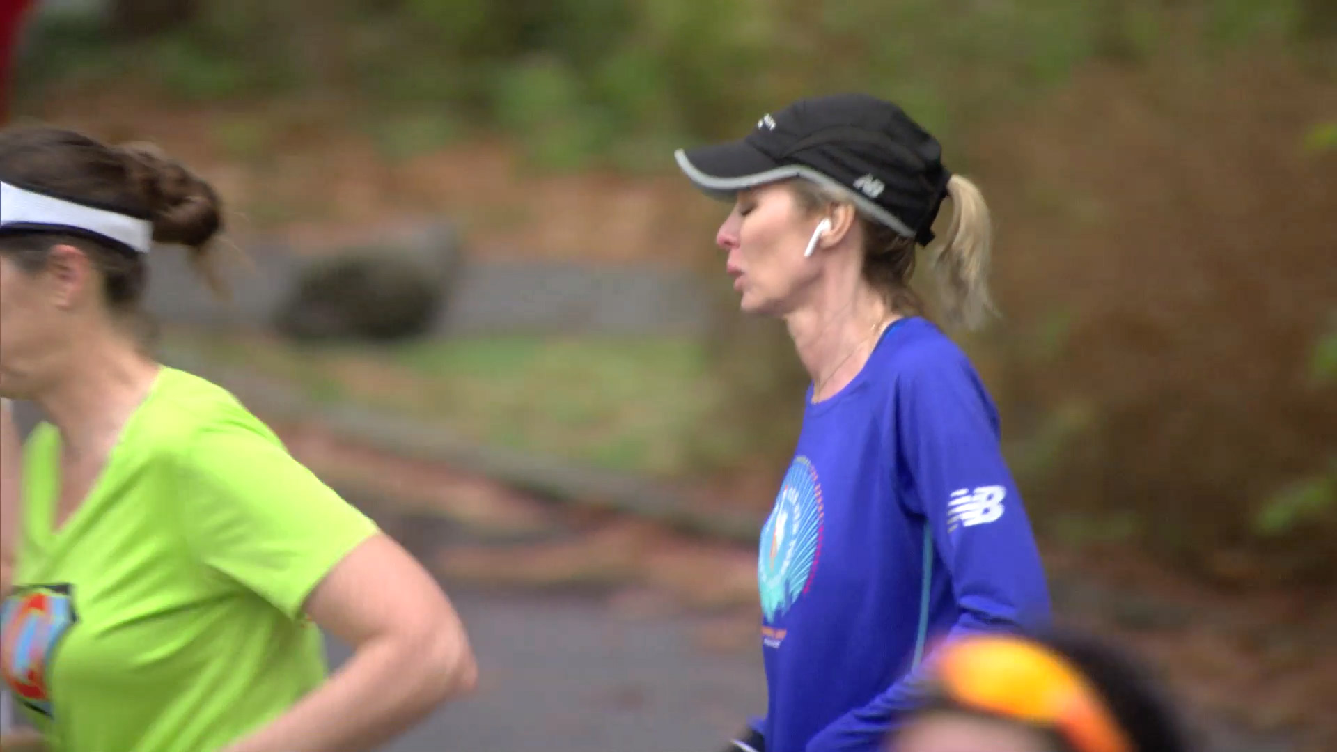 Will Carole Finish the Marathon?