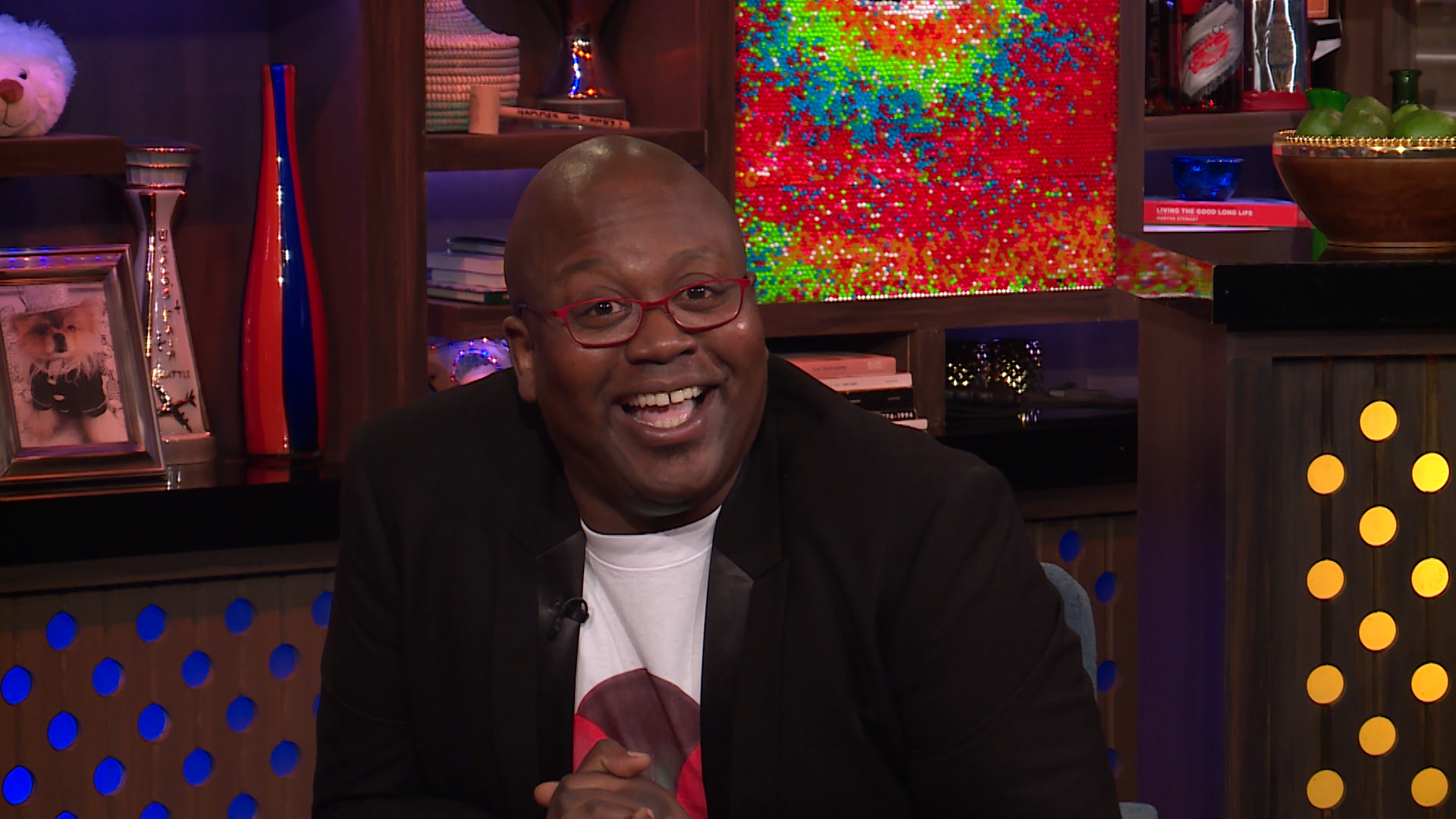 Tina Fey's Best Advice For Tituss Burgess