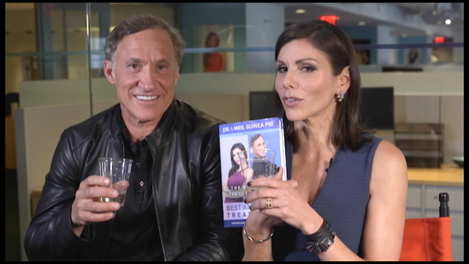 Heather and Terry Dubrow Try Cheap Eats