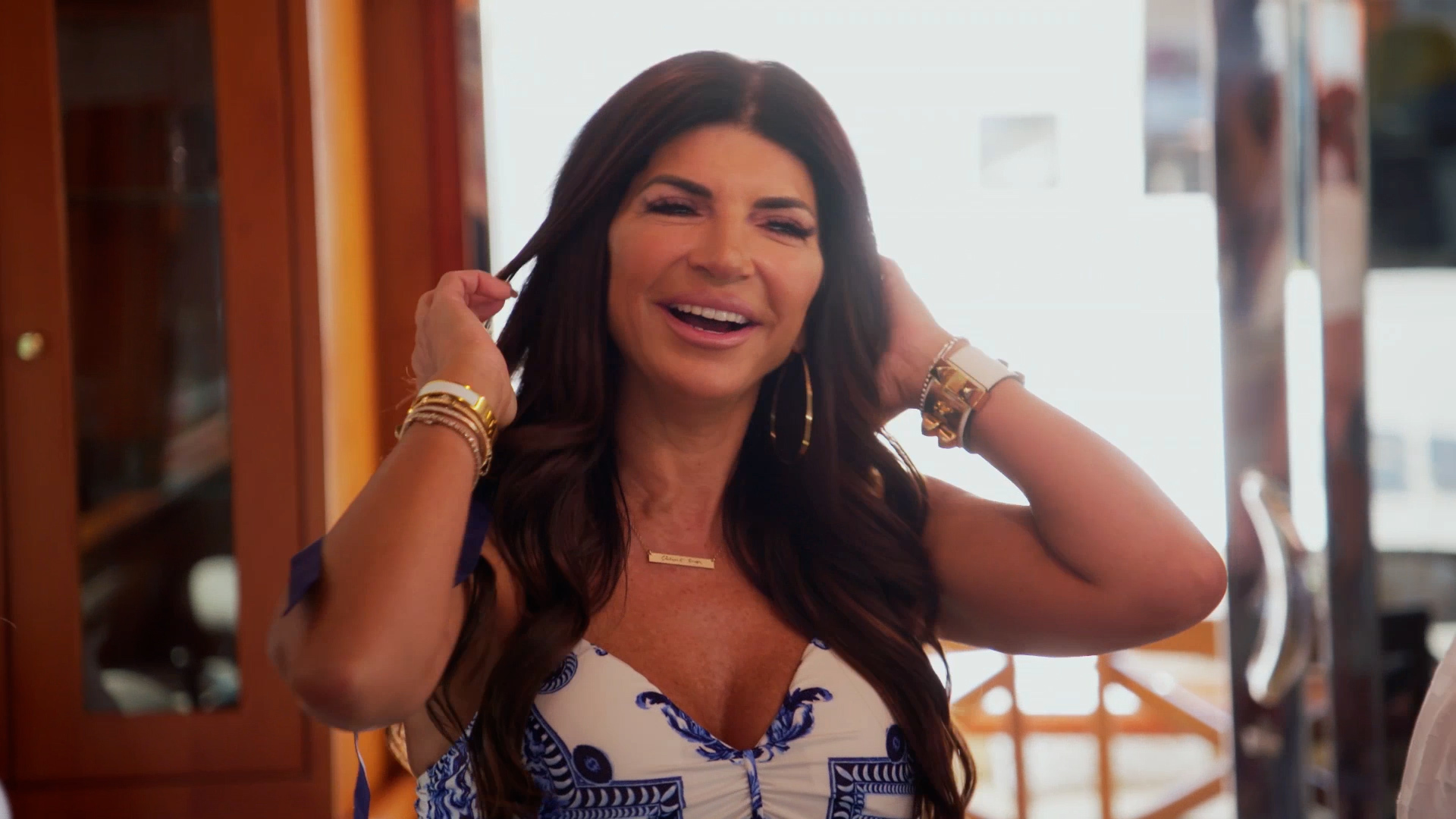 Here's the Story of How Teresa Giudice Met Her New Man!