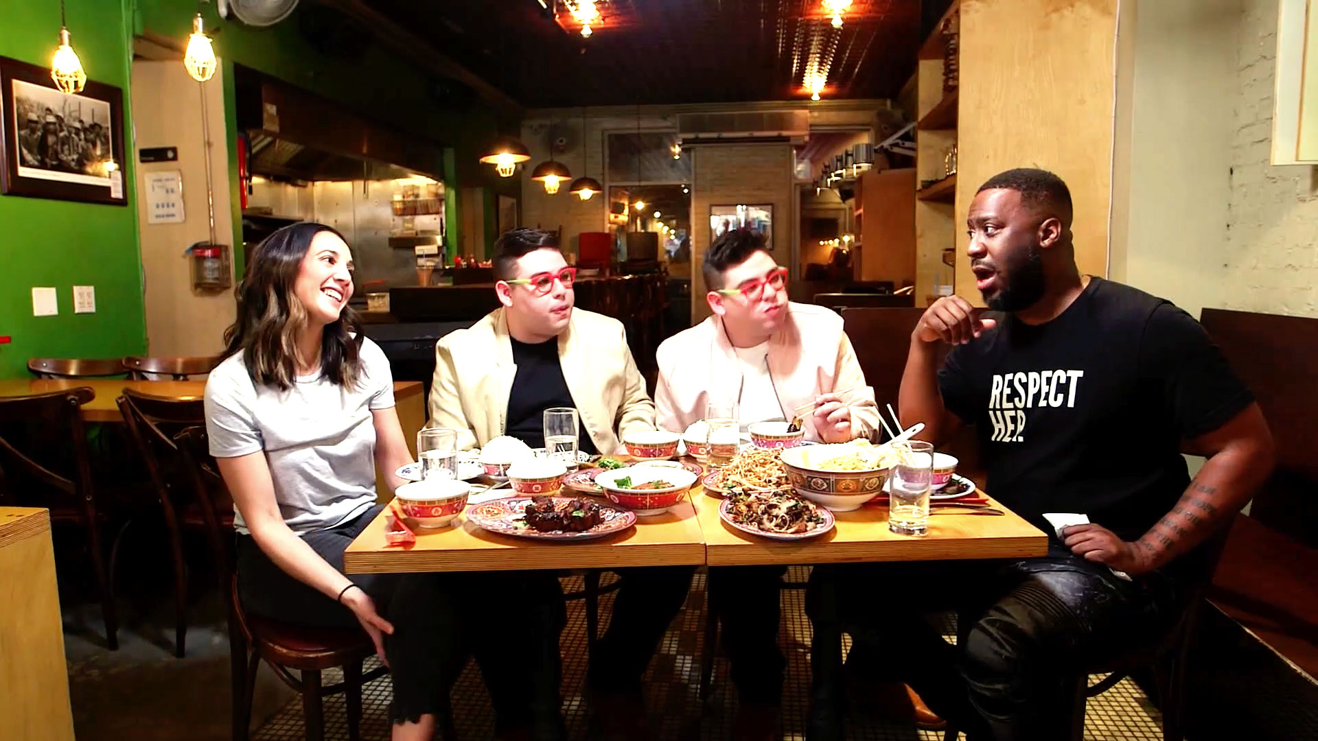 Recording Producer Robert Glasper Has Found His Culinary Match in Chef Leah Cohen