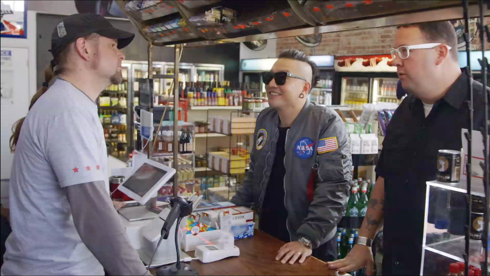 Graham Elliot and Chris Oh Dig into the Secret Sandwiches of Highland Park