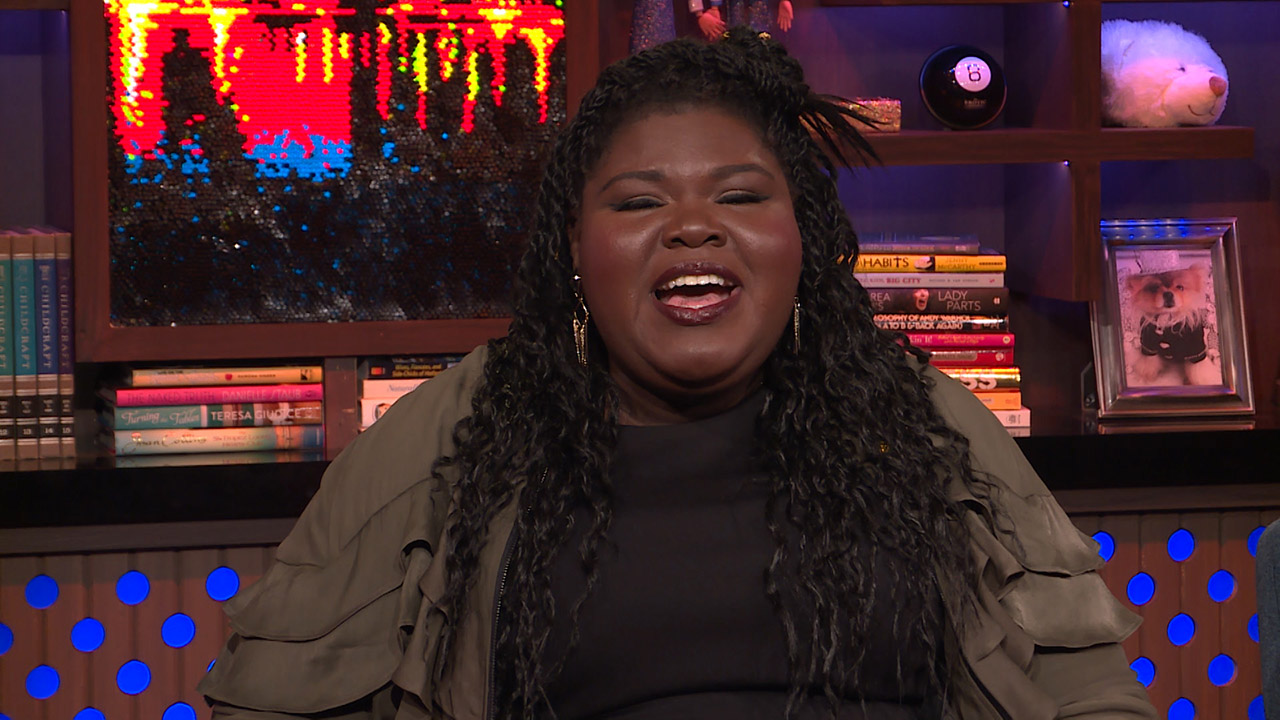 Gabourey Sidibe on the Taraji P. Henson & Nia Long Feud on Empire