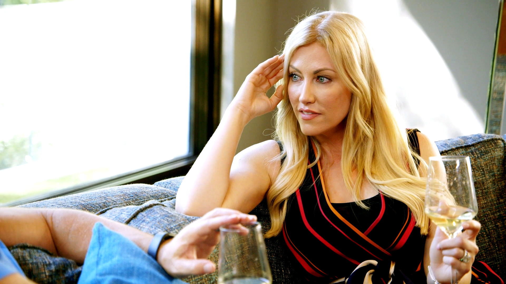 Stephanie Hollman Is Worried Her Relationship Might Change