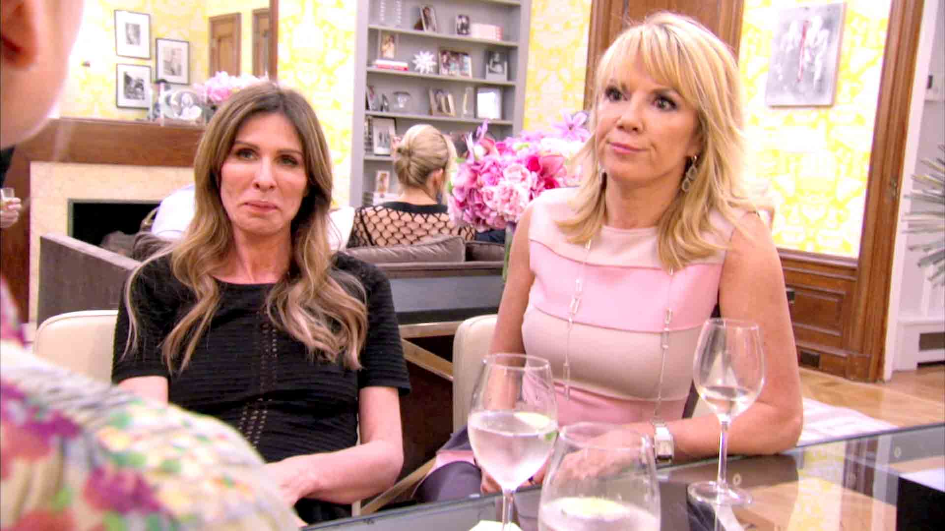 Aviva Drescher Is Throwing Darts at Carole Radziwill