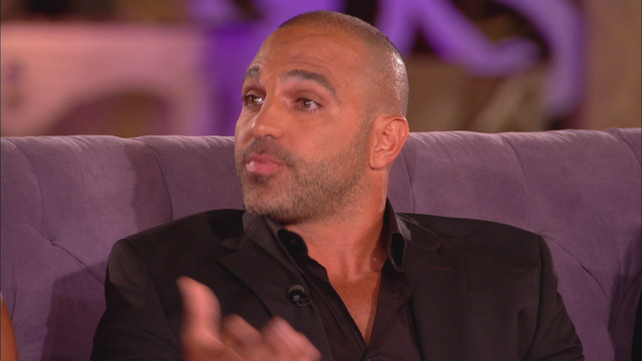 "Joe Gorga Explains How He ""Lost His Mind"" at the Christening"