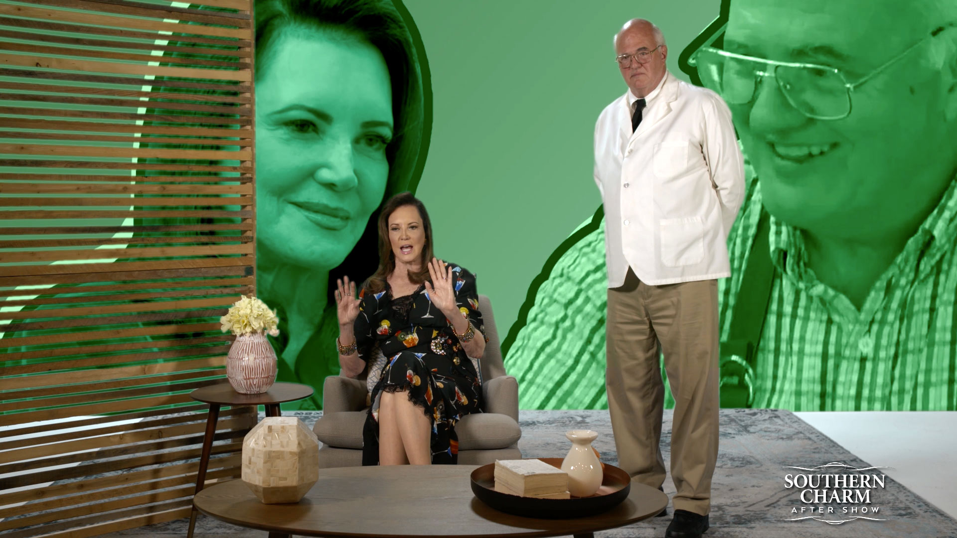 Patricia Altschul and Butler Michael Open up About Their Relationship