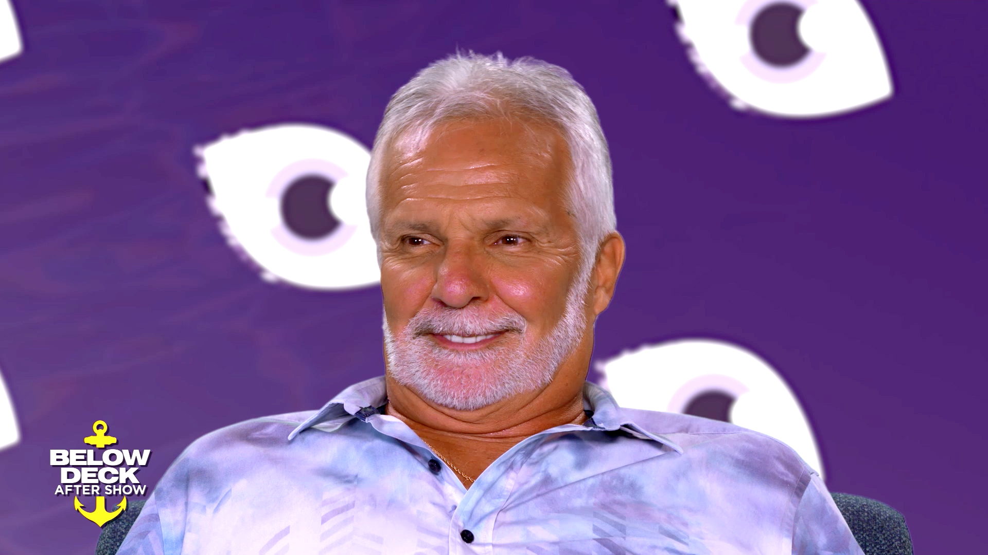 Captain Lee Rosbach Reveals the Secret Hook Up Spot on the Yacht