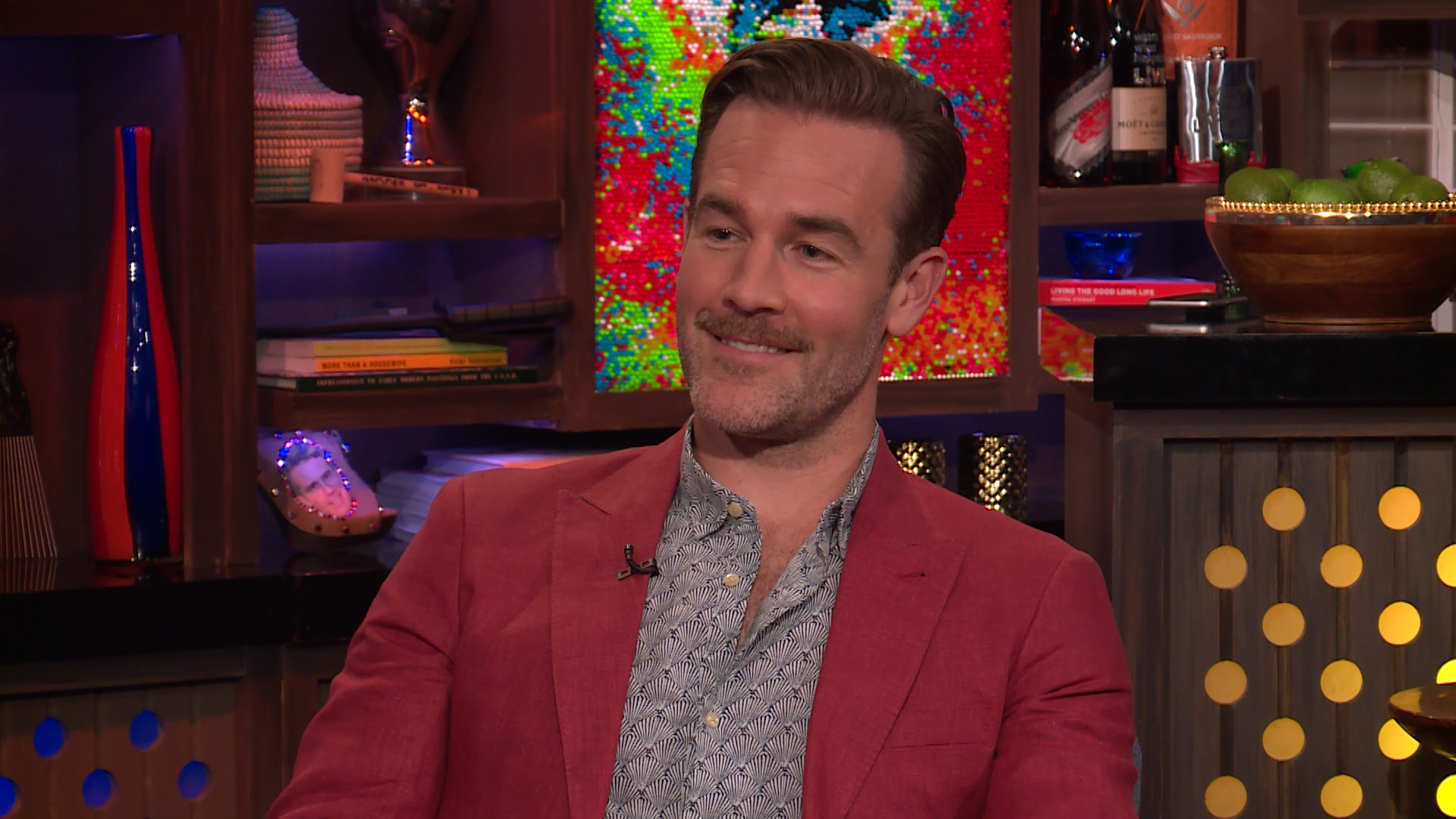 Are James Van Der Beek & Diplo Buddies?