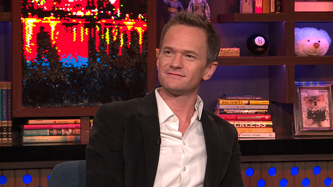 After Show: NPH Talks Weed On Set