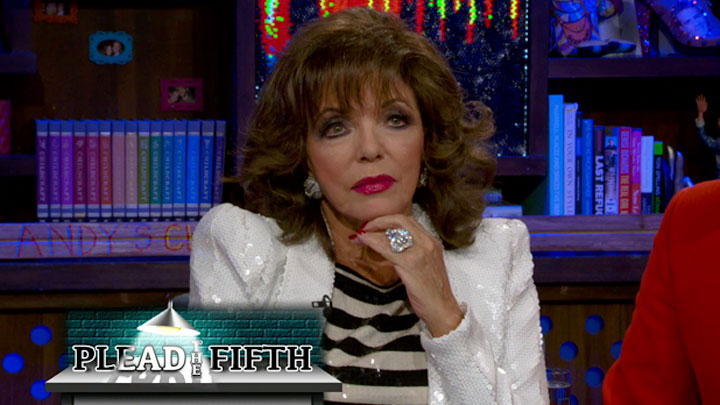 Joan Collins' Confessions