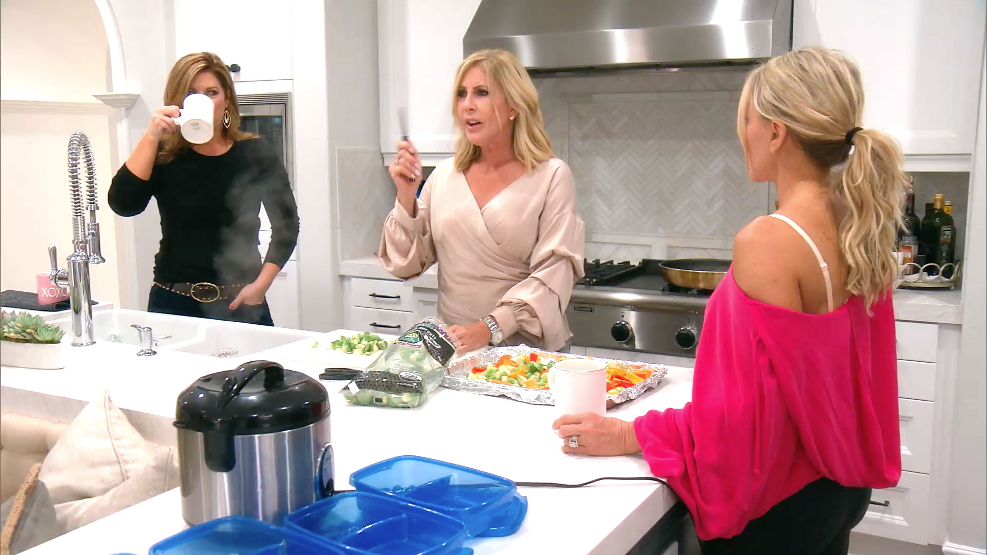Vicki Gunvalson Finds Out About an Ugly Rumor