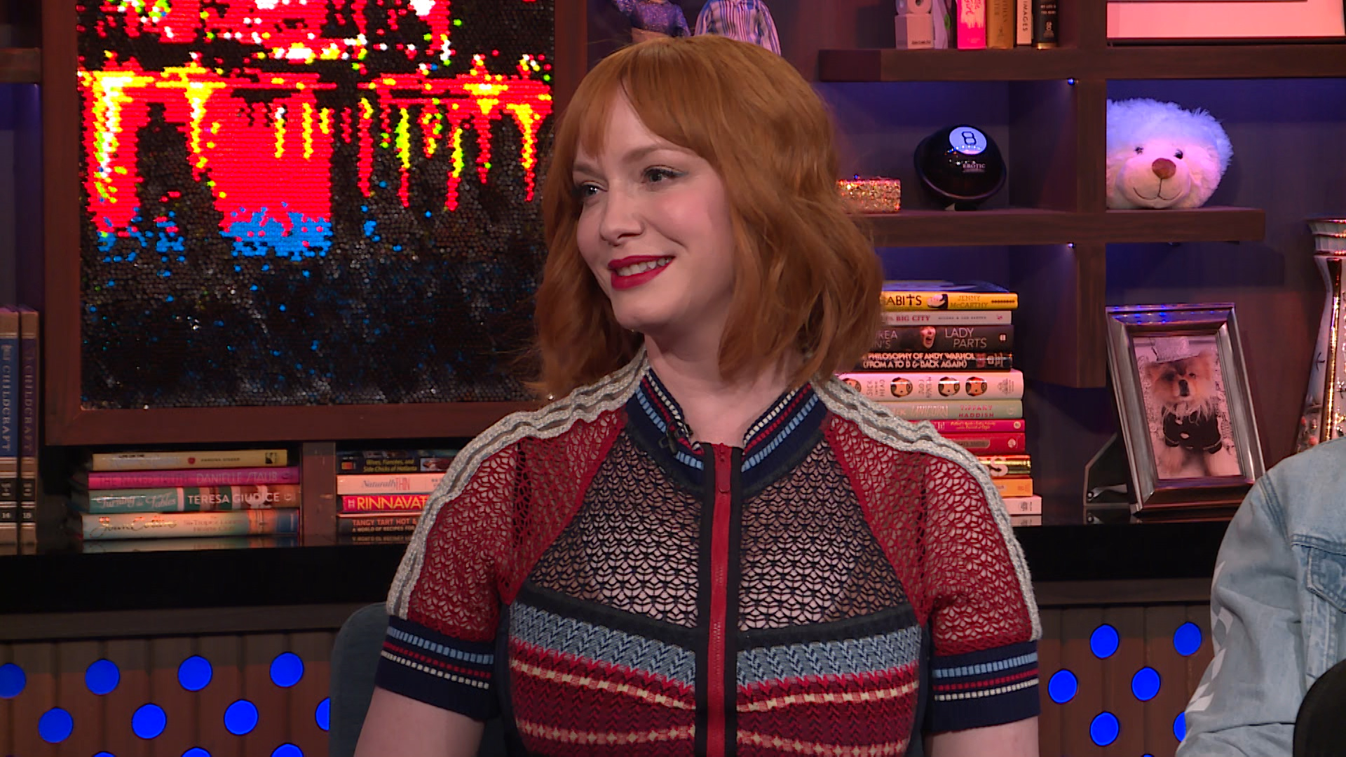 Christina Hendricks Is Still in Touch with The 'Mad Men' Cast