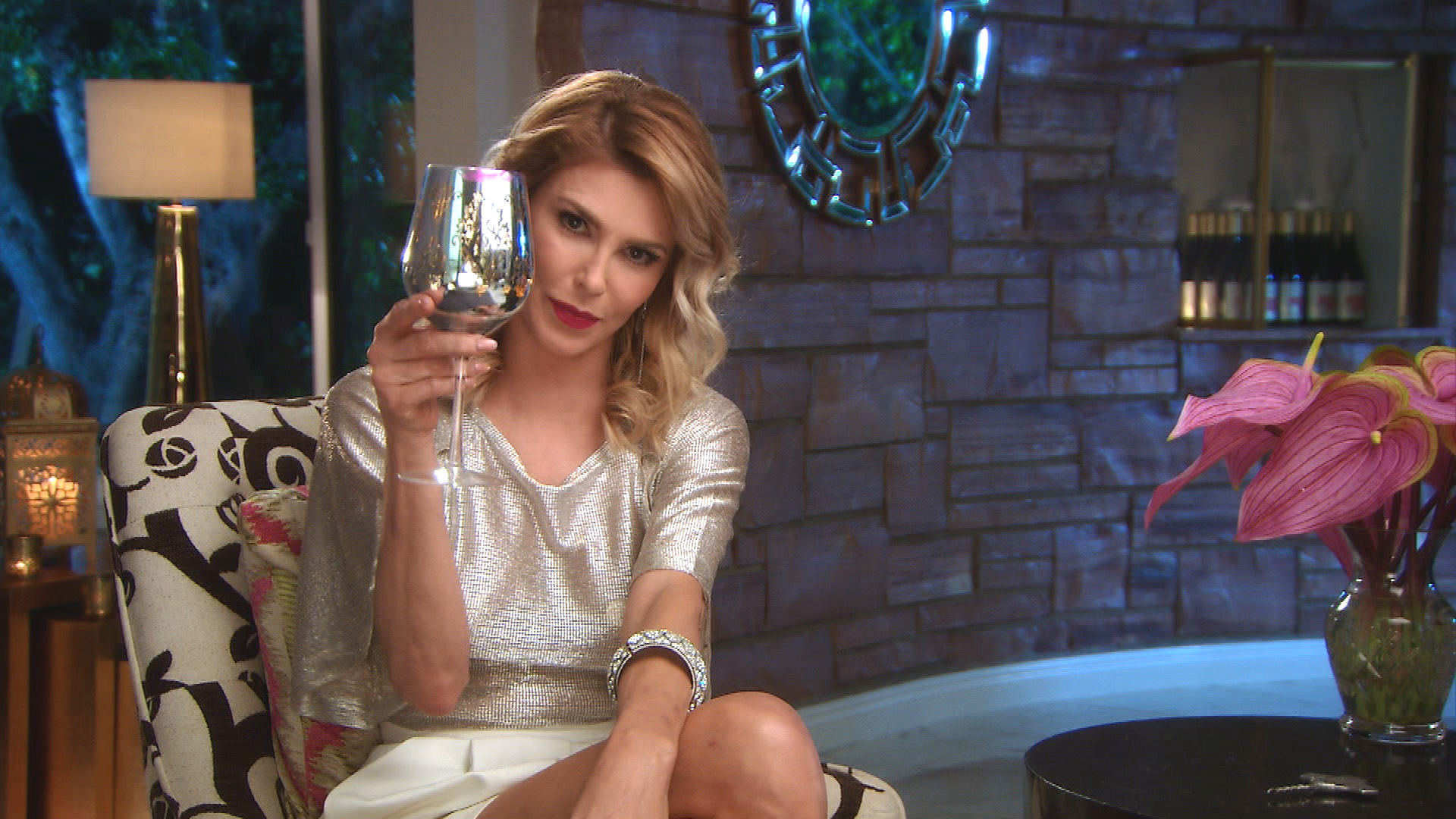 Brandi Glanville Has a Message for the 'Wives