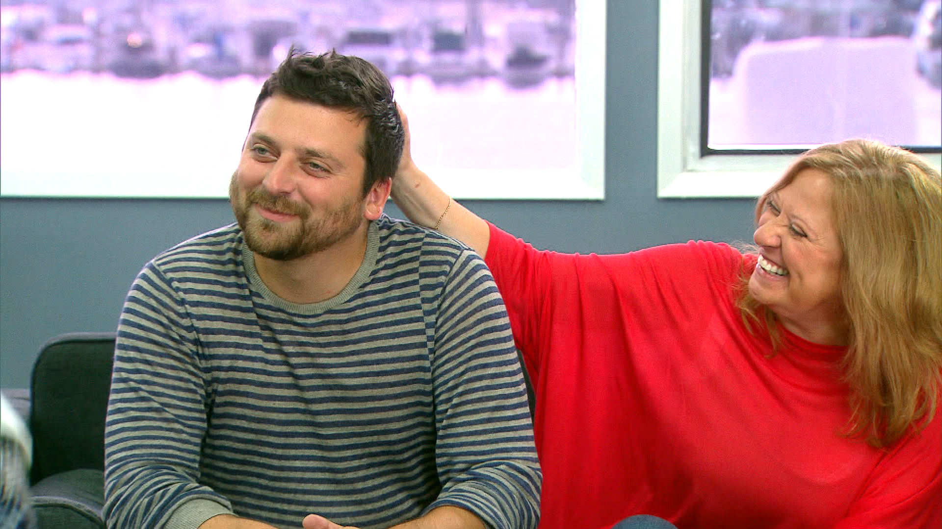 Chris Manzo Talks Stimulation. . .With His Mom