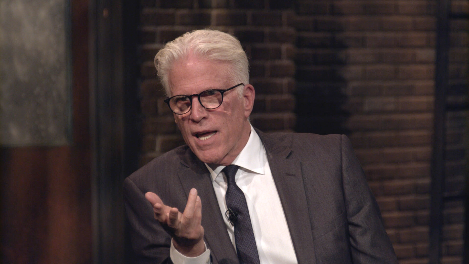 Ted Danson on How He Got Involved with Ocean Conservation