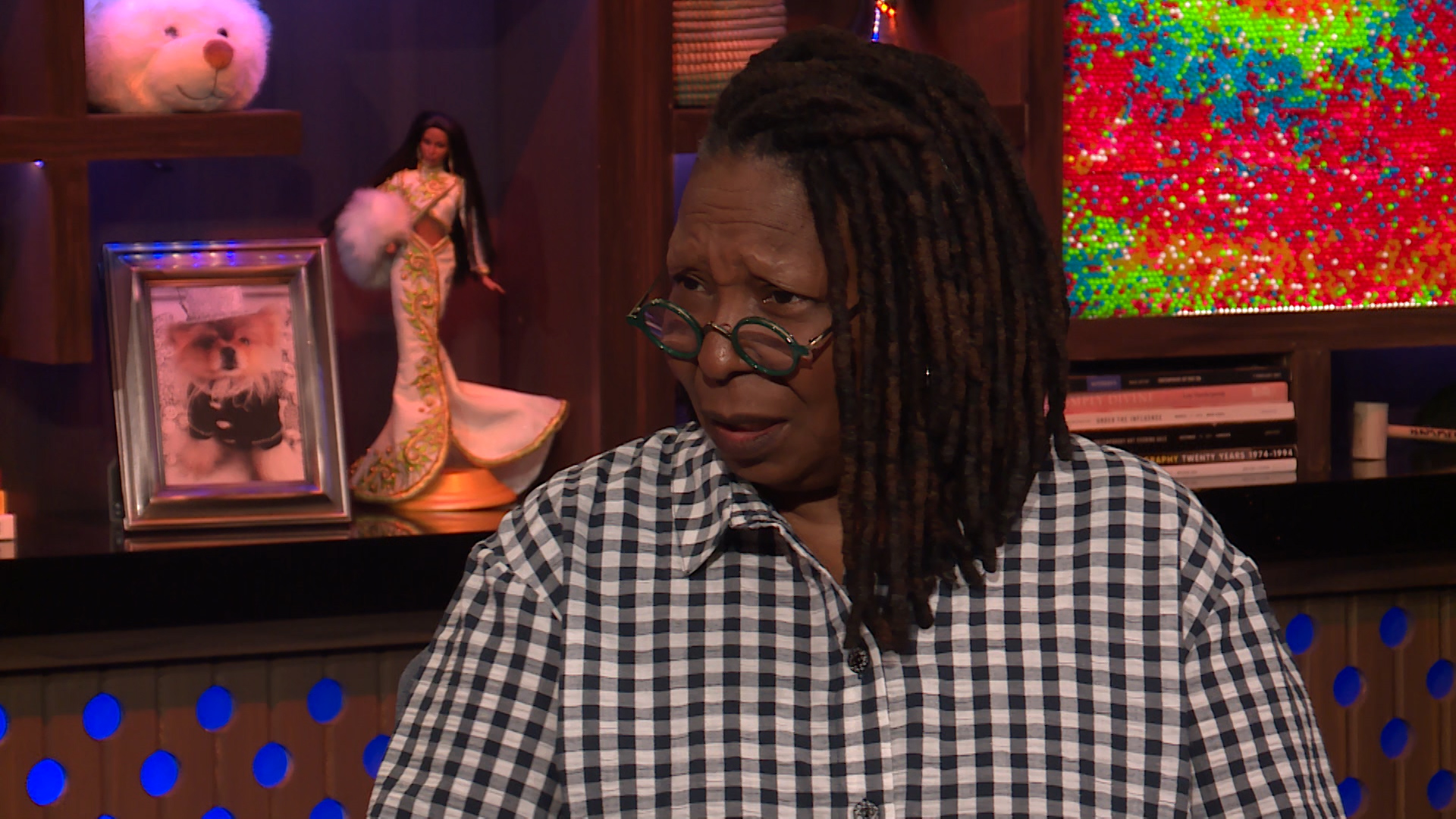 Whoopi Goldberg Reacts to 'Ladies Who Punch'