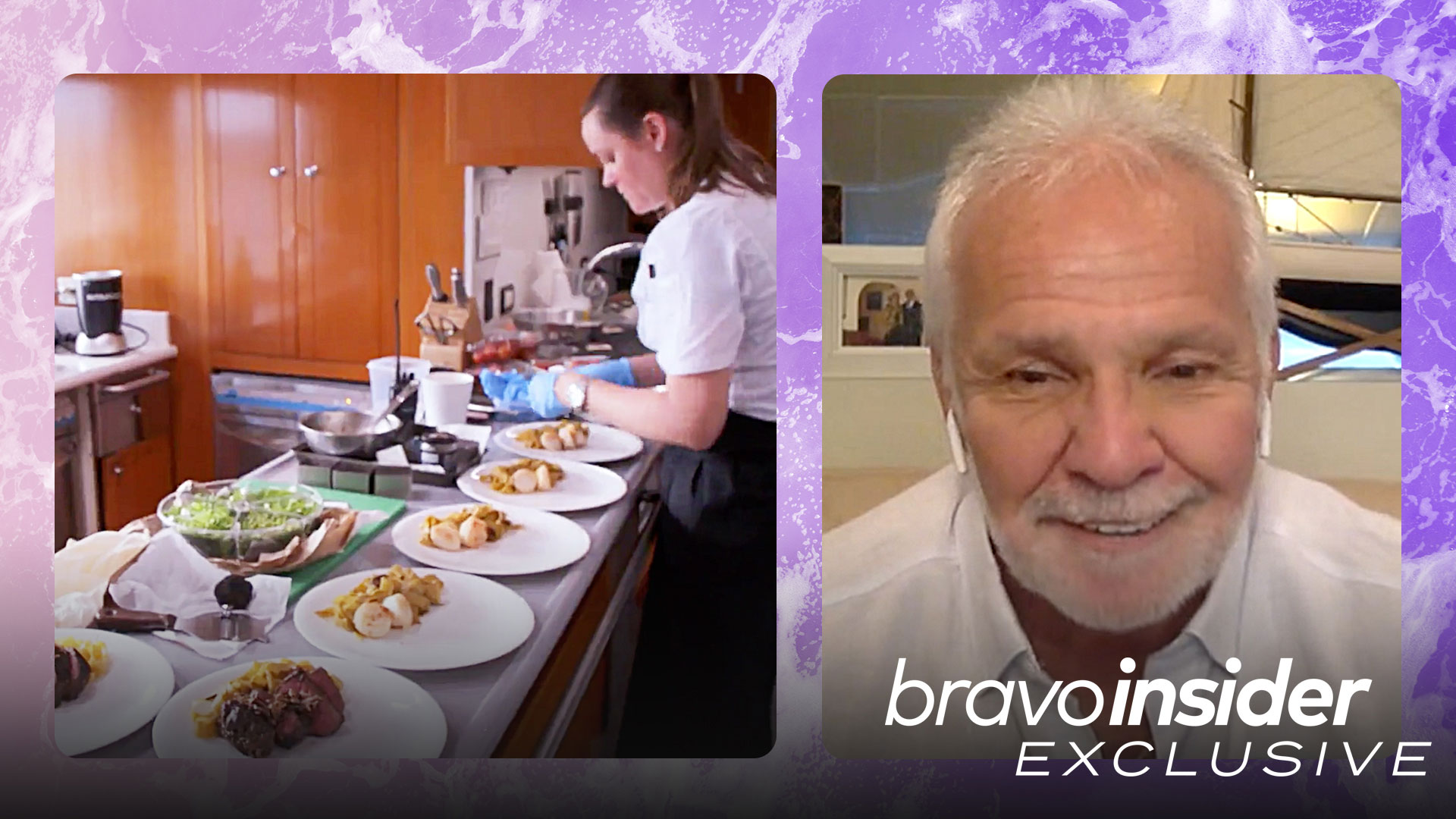 "Captain Lee Rosbach Admits That Chef Rachel Hargrove's ""Extreme Talent"" Is the Only Reason He Let Her Return"