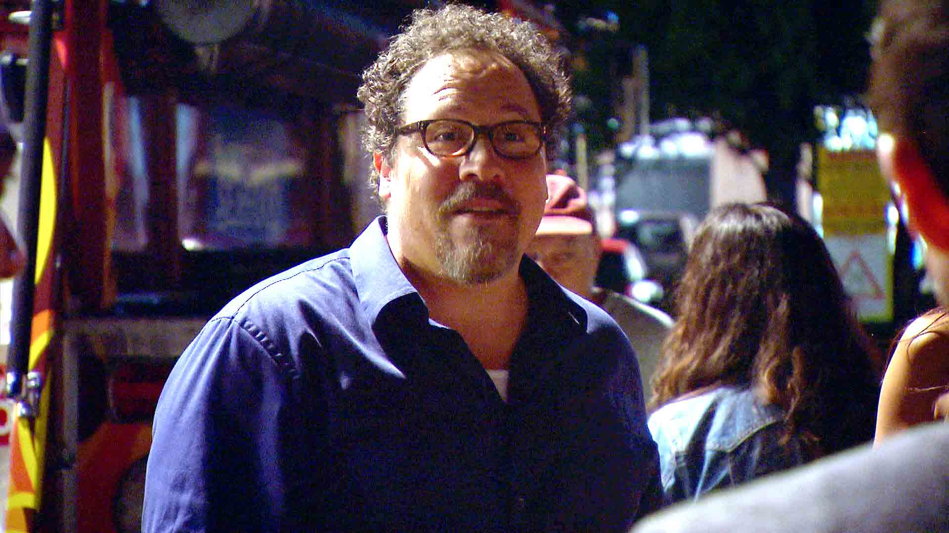 Oysters with Jon Favreau