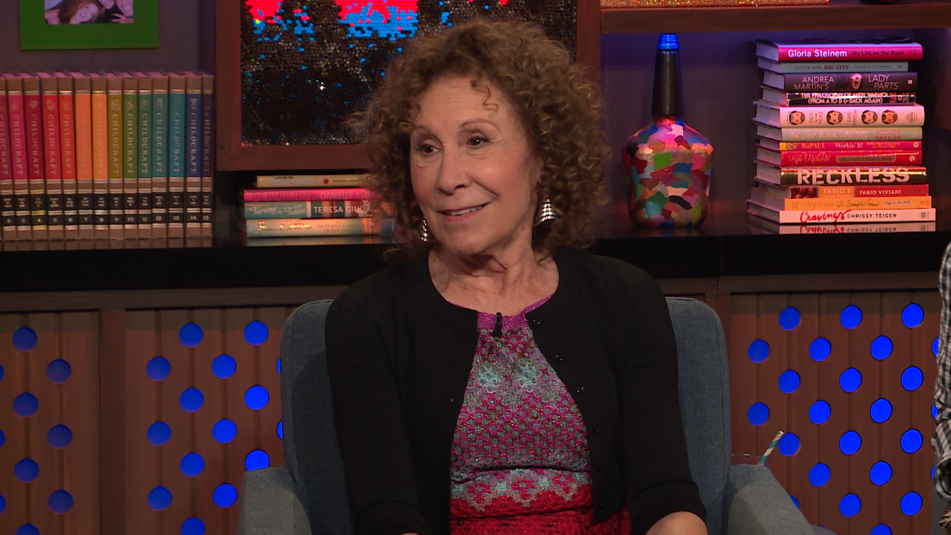 Rhea Perlman on Her Relationship with Danny DeVito