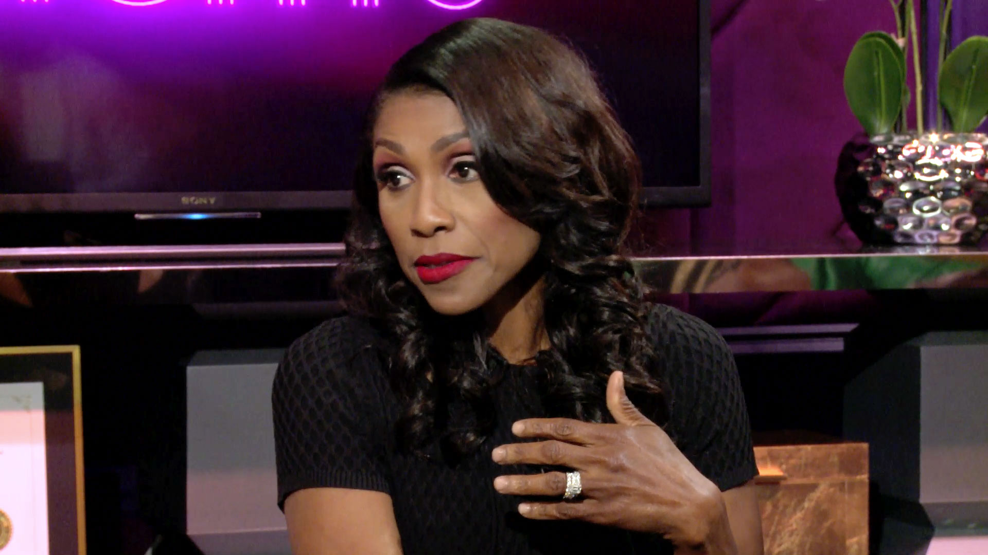 Dr  Jackie Walters on Husband Curtis Berry Caught Cheating